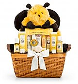 Baby Gift Baskets: Mommy and Baby--Cute as Can Bee