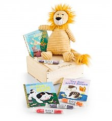 Baby Gift Baskets: Children's Storytime Crate