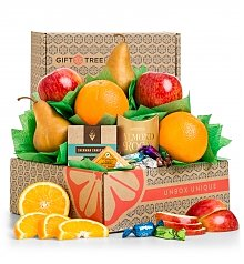 Fruit Baskets: Harvest Premium Grade Fruit and Snacks